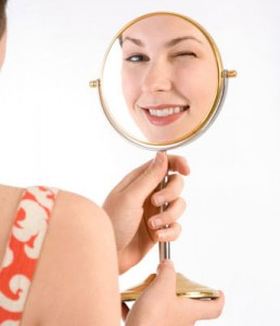 Los días en los que no te ves bien ante el espejo